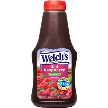 Welch's® Seedless Red Raspberry Spread