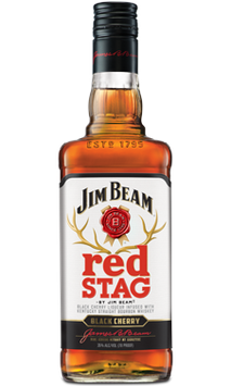 Jim Beam Red Stag Bourbon