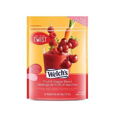 Welch's® Fruit & Veggie Blend