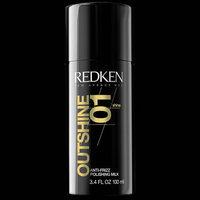 Redken Outshine 01 Anti-Frizz Polishing Milk - 3.4 oz.