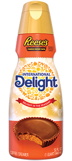 International Delight Reese's Peanut Butter Cups Coffee Creamer