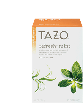 Tazo Refresh™ Mint Herbal Tea