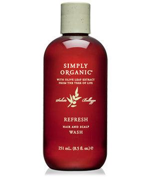 Simply Organic Refresh Wash Shampoo (8.5oz)