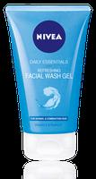 NIVEA Daily Essentials Refreshing Facial Wash Gel