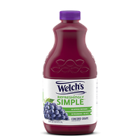 Welch's® Refreshingly Simple Concord Grape