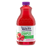 Welch's Refreshingly Simple™ Strawberry Raspberry