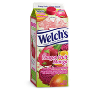 Welch's® Dragon Fruit Mango Refrigerated Cocktail