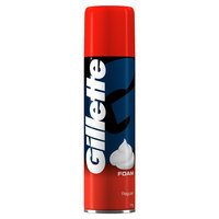 Gillette Foamy Shave Foam, Regular