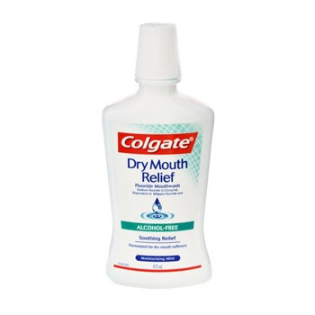 Colgate® Dry Mouth Relief Mouthwash