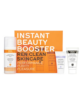 REN Beauty Boosters Kit 2015 (Worth £52.00)