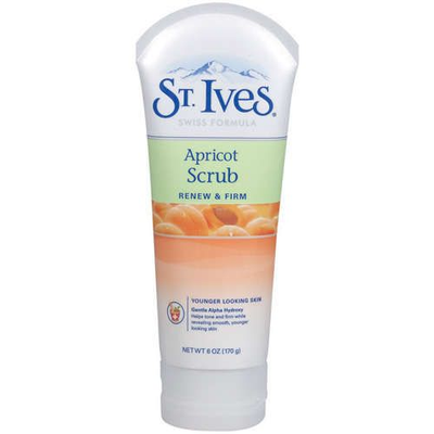St. Ives Renew and Firm Apricot Scrub