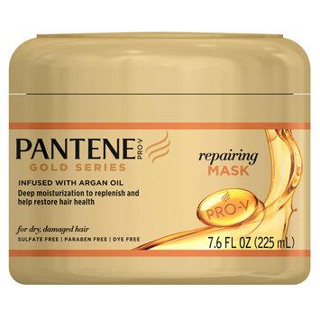 Pantene Gold Series Hair Repairing Mask