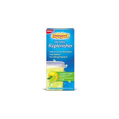 Emergen-C Electrolyte Replenisher Lemon-Lime