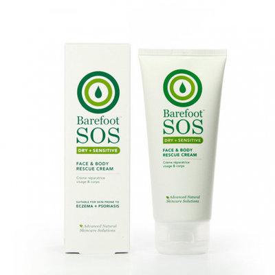 Barefoot Botanicals SOS Rescue Me Face & Body Cream 50ml
