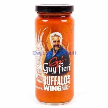 Guy Fieri BUFFALO NY CHICKEN WING Grilling & Baking Sauce 12 oz.