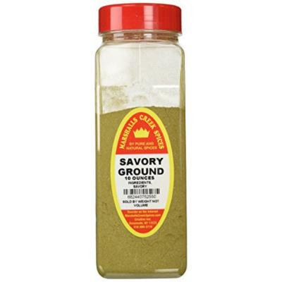 Marshalls Creek Spices X-Large Size Savory, Ground, 10 Ounces