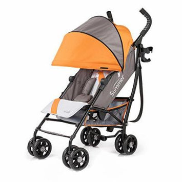 Summer Infant 3D-one Convenience Stroller, Solar Orange