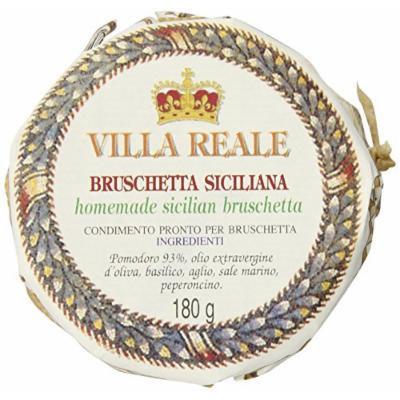 Villa Reale Sicilian Bruschetta, 6.35 Ounce, Pack of 1