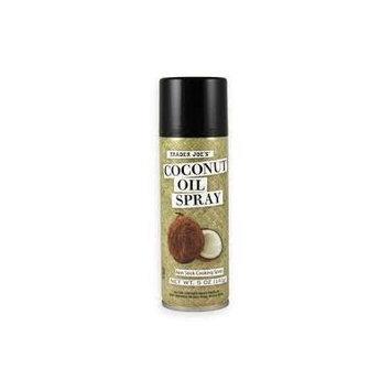 Trader Joe's Coconut Oil Spray (Pack of 4)