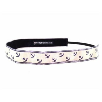 One Up Bands Women's Anchors Away One Size Fits Most