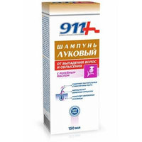 911 Onion Shampoo with Burdock
