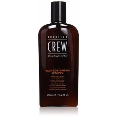 American Crew 16602499944 Men Daily Moisturizing Shampoo - For All Types of Hair - 450ml-15.2oz
