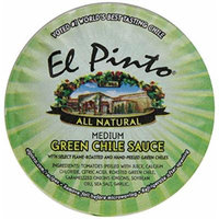 El Pinto Medium Green Chile Sauce Cups, 3 Ounce (Pack of 48)