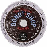 40-count K-cup Portion Packs for Keurig K-cup Brewers, the Original Donut Shop, Regular