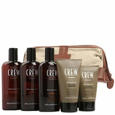 American Crew Travel Gift Set w/ Free Bag
