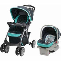 Graco Comfy Cruiser Click Connect Travel System Harvest, Turquoise