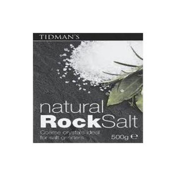 Natural Rock Salt - 3 x 17.7 oz