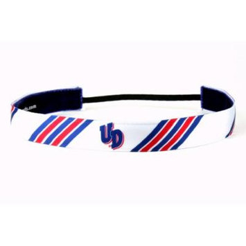 One Up Bands Women's NCAA University of Dayton Stripes One Size Fits Most