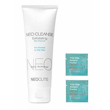 Neocutis® Neo-Cleanse Exfoliating Skin Cleanser - 4 fl oz + 2 Neocutis® Travel Packets