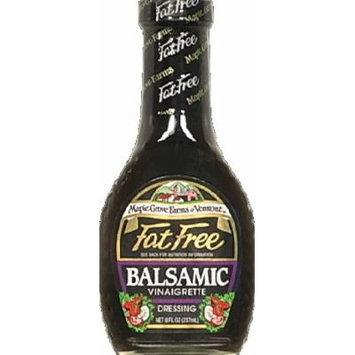 Maple Grove Farms fat free balsamic vinaigrette 8 fl oz