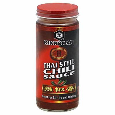 Kikkoman Thai Style Chili Sauce, 9.3-Ounce (Pack of 6)