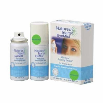 Natures Tears EyeMist Twin Case (Pack of 12 bottles)