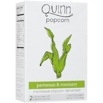 Quinn Popcorn Parmesan & Rosemary Microwave Popcorn