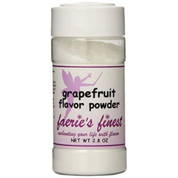 Faeries Finest Flavor Powder, Grapefruit, 2.80 Ounce