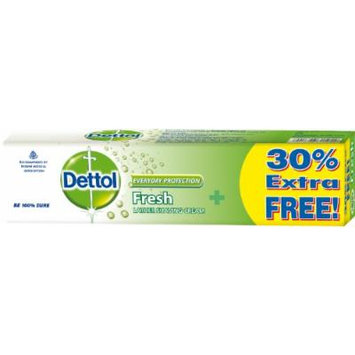 Dettol Everyday Protection fresh Lather Shaving Cream 91g