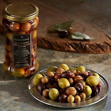 La Tienda Peregrino Brand Gourmet Mixed Olives from Spain (7 oz/200 g drained wt)