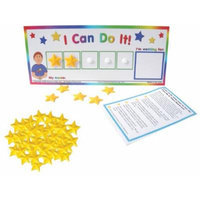 Kenson Kids Token Board with Replacement Star Pack