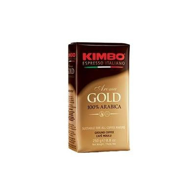2 Packs Kimbo Aroma Gold Ground Coffee x 8.8oz/250g