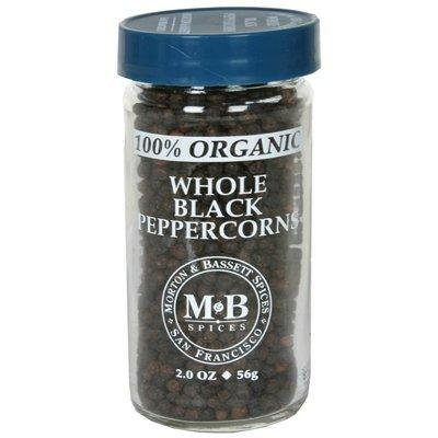 Whole Black Pepper (Pack of 3) - Pack Of 3