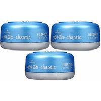 göt2b Chaotic Fiber Gum, 2 Ounce (Pack of 3)