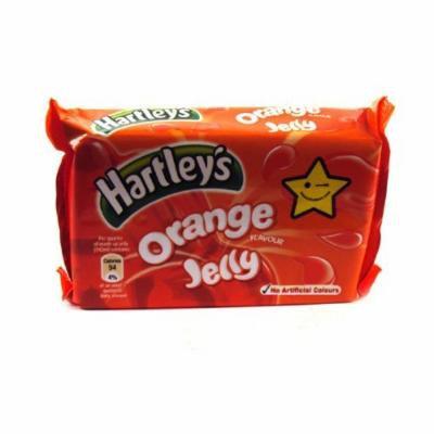 Hartley's Orange Jelly 135g