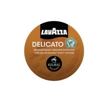 Lavazza Delicato, Espresso Packs for Keurig Rivo Systems