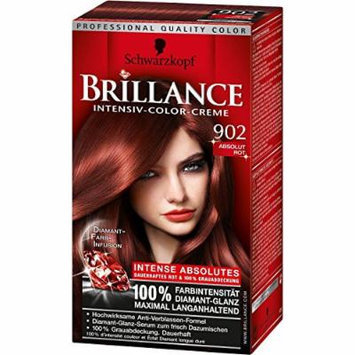 Brillance Intensive Color Creme (902 Absolut Red)