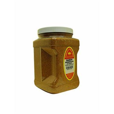Marshalls Creek Spices Family Size Sazon with Annatto Seasoning, 60 Count