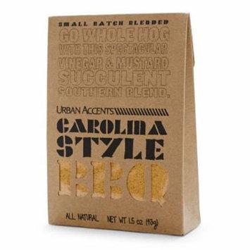 Urban Accents Carolina-Style BBQ Rub