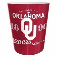 NCAA Oklahoma Sooners Trash Can - Multi-Colored
